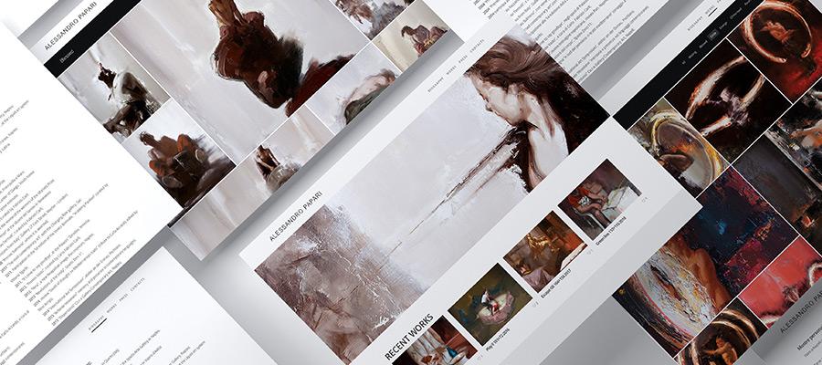 web-design-alessandro-papari-example